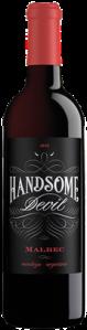 Handsome Devil 2012 Malbec LO Res Bottle